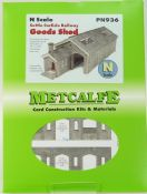 Metcalfe PN936 Settle/Carlisle Goods Shed